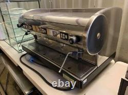 3 group CMA Lisa Commercial coffee machine