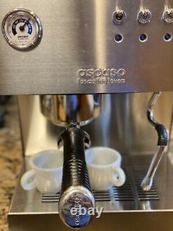 Ascaso Uno 1 Group Home Espresso Machine