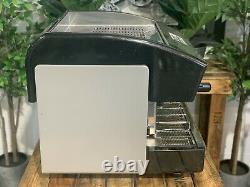 Astoria Espressimo 1 Group Black Grey Espresso Coffee Machine Commercial Cafe