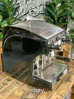 Astoria La Perla 1 Group Black Espresso Coffee Machine Commercial Cafe Barista