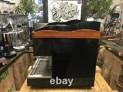 Astoria Leone Black 2 Group Espresso Coffee Machine Commercial Wholesale Cafe