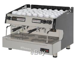 Atlantic 2 Group Fiamma Coffee Espresso Machine