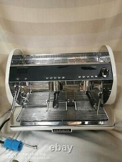 Automatic Commercial Carat Eco Display 2Group Espresso Coffee Machine Electronic