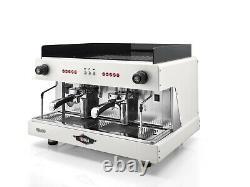 BRAND NEW Dual Fuel Lpg Gas Wega Pegaso 2 Group Espresso Machine Tall Cup