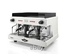 BRAND NEW Wega Pegaso Dual Fuel Gas Lpg 2 Group Espresso Coffee Machine