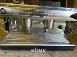 Barista Coffee Machine Futurmat 2 Group Head Espresso Coffee Machine