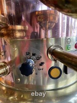 Brasilia Belle Époque 1 group Espresso Machine