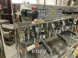 Brasilia Gradisca 3-Group Automatic Commercial Espresso Coffee Machine