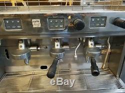 Brasilia Gradisca 3 Group Coffee/ Espresso Machine