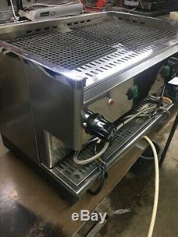 Brezzera 2groups Espresso Coffee Machine