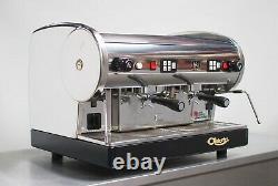 CMA Astoria 2 Group Lisa Shiny Professional Coffee Espresso Machine -Simply WOW