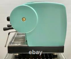 CMA Astoria 3 Group Lisa Coffee Espresso Machine Baby Blue