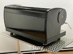 CMA Astoria 3 Group Lisa Coffee Espresso Machine Jet Black