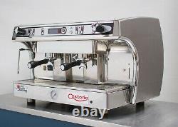 CMA Astoria Plus 4 U ex Costa 2 Group Multi Boiler Commercial Coffee Machine +4U