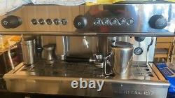 CUSTOM / BESPOKE COLOUR Iberital IB7 2 Group Espresso Coffee Machine (Inc VAT)