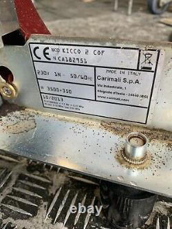 Carimali Kicco 2, 2 Group Espresso Coffee Machine Ref A