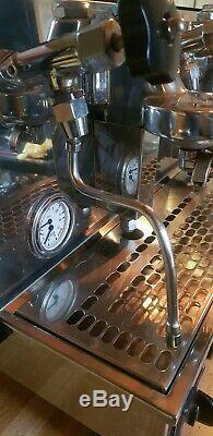 Classic Traditional Izzo E61 Coffee Espresso Machine 2 group semi automatic