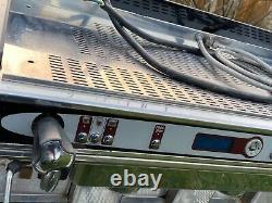 Commercial Capucino&espresso coffee machine. CMA ex-costa coffee 3group & filter