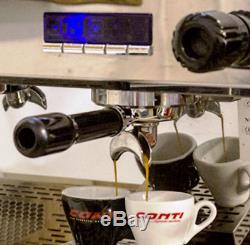 Commercial Coffee Espresso Machine 2 group CONTI CC100 Fully serviced