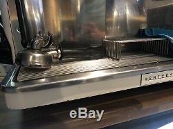 Commercial Coffee/Espresso Machine Britesso 2-group full size