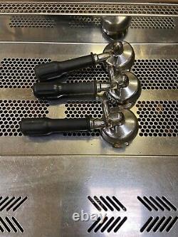 Commercial Coffee Machine Expobar Mega Crem 3 Group Espresso MULTI BOILER TYPE