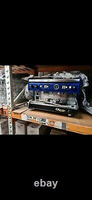 Commercial espresso coffee machine 2 Group
