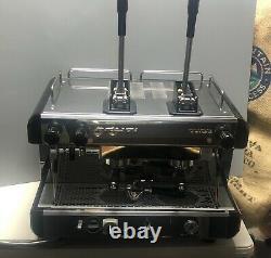 Conti 2 Group Dual Fuel Lever Espresso Machine, Looks Like Never Used