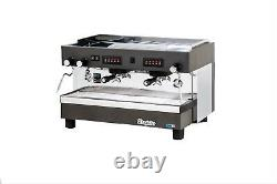 DUAL FUEL NEW Italian Magister 2 Group Fully Automatic Espresso Coffee Machine