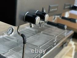 DUAL FUEL NEW Italian Magister 2 Group Semi Auto Espresso Coffee Machine