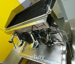 Ecm Barista A2 2 Group Commercial Stainless Espresso Coffee Machine