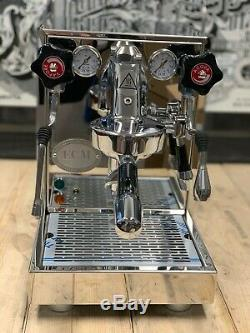 Ecm Mechanika V Slim 1 Group Stainless Steel Brand New Espresso Coffee Machine