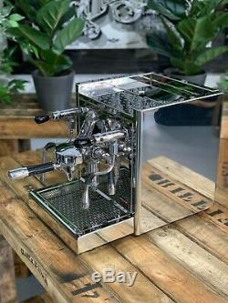 Ecm Technika IV 1 Group Stainless Steel Espresso Coffee Machine Commercial Home