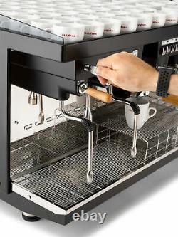 Elektra KUP 2 Group Commercial Espresso Coffee Machine