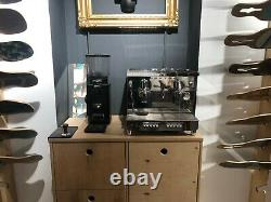 Elektra Sixties 2 Group Espresso Coffee Machine
