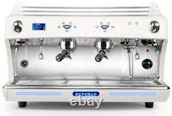 Espresso Coffee Machine Fully Automatic Expobar Diamant 2 Group PID Sensor Cafe