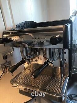 Expobar G10 Compact (2 Group) Tall Espresso Coffee Machine