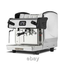 Expobar Zircon Compact 1 Group Automatic Tall Espresso Commercial Coffee Machine