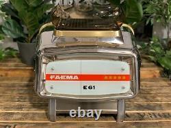 Faema E61 Legend 1 Group Brand New Stainless Steel Espresso Coffee Machine Cafe