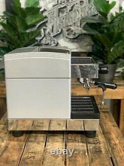Faema E98 Compact S1 1 Group Grey Espresso Coffee Machine Commercial Home Office