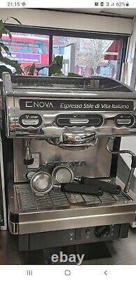 Faema Enova 1 Group Espresso Stile DI Vita Italiano Coffee Machine 2020