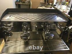 Firorenzato ducale 2 group espresso coffee machine
