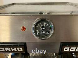 Fracino 2 Group Coffee Machine espresso commercial e61