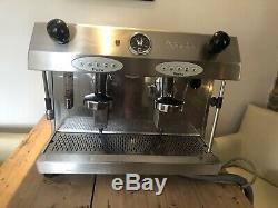 Fracino 2 Group Espresso Coffee Machine Regularly Serviced