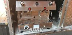 Fracino Contempo 2 Group LPG Gas &/or Electric Espresso Machine