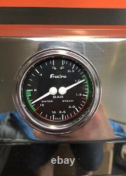 Fracino Contempo 2 Group LPG Semi Auto Gas &/or Electric Espresso Machine