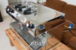 Fracino Contempo Espresso Coffee Machine Automatic 3 Group CON3E Mint Condition