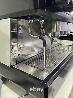 Fully Refurbished Conti Cc100 2 Group Commercial Espresso Coffee Machine