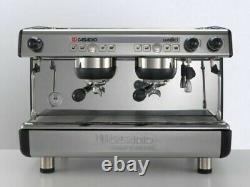 Gruppo Cimbali Casadio Undici A2 2 Group Espresso Coffee Machine 13a / 2.7kw
