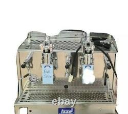 Izzo Italian Espresso 2 Group Lever Coffee Machine
