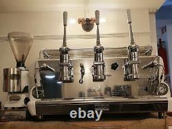 Izzo Lever Coffee Machine 3 Group